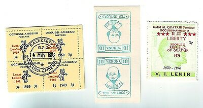 Old World * Local Bob == 7 ==  Foreign  Mint&used Unsorted
