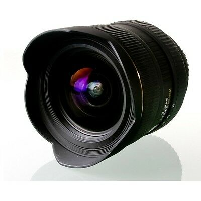 Sigma 12-24mm Canon  F4.5-5.6 II HSM DG Lens For Canon DSLR Camera