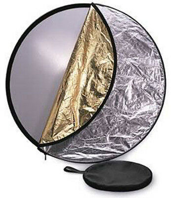Falcon Eyes 32 82cm 7 in 1 Portable Collapsible Light Round Photography Reflector for Studio Multi Photo Disc CRK7-32