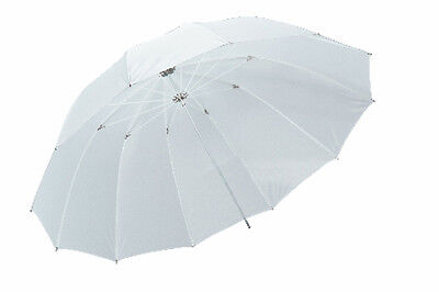 Falcon Eyes jumbo umbrella ur t86t translucent white 216 cm