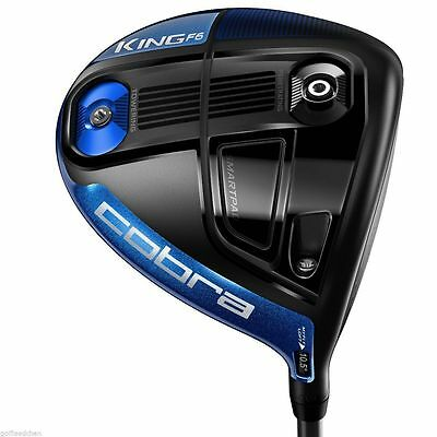 COBRA  F 6 BLUE  DRIVER  einstellbar REGULAR-FLEX