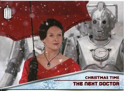 Doctor Who 2015 Christmas Time Chase Card CT-4 The Next Doctor