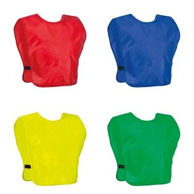 1-20 Pack Kids Training Bibs Football Sport PE School Rugby High Viz Team Player