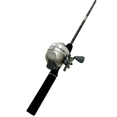 "Zebco 1245LEC Spincast 202 Combo 5' 6"" All-Purpose 2 Piece Rod/Reel"