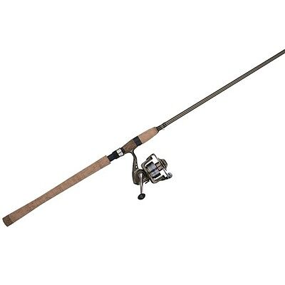 Shakespeare 1324319 Wild Series Spinning Combo 9' 2Piece Rod Ambi Reel