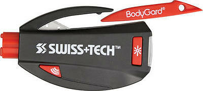 "Swiss Tech 81005 Bodygard Esc 5 In 1. Automobile Emergency Tool 3"" Overall"