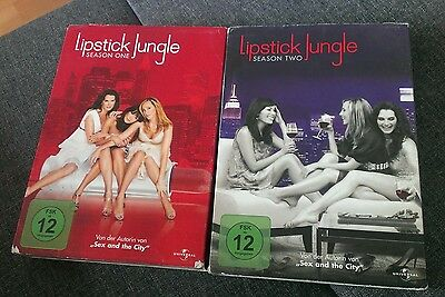 Lipstick Jungle DVD Staffel 1 und 2