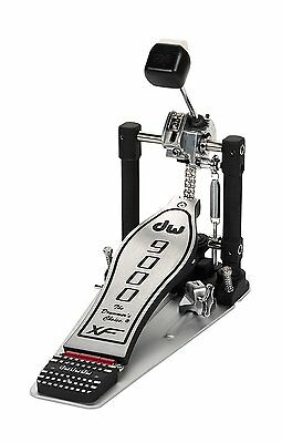 """""""NEW"""" DW 9000 Single Pedal with EXtended Footboard  FREE BAG - DWCP9000XF"""