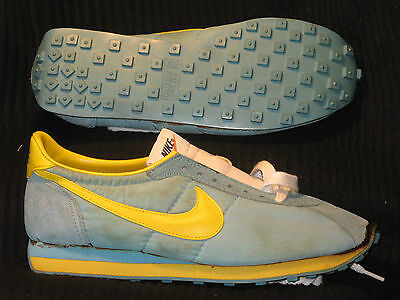 Vintage Nike Lady Waffle Trainer Running Shoes 1970's  New Old Stock