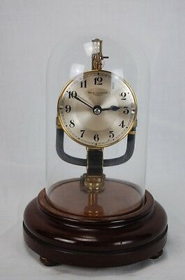 ☛ ANCIENNE PENDULE HORLOGE BULLE CLOCKETTE - FONCTIONNE - bulle clock
