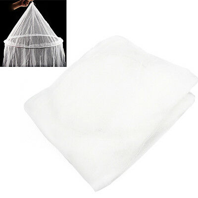 Bed Canopy Mosquito Fly Bug Insect Net Netting Screen Mesh For Single Double Bed