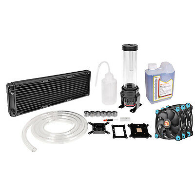 NEW! Thermaltake Pacific R360 Water Cooling Kit