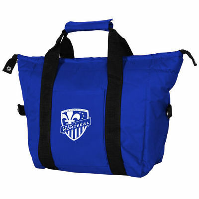 Montreal Impact 12-Pack Can Cooler Bag - MLS
