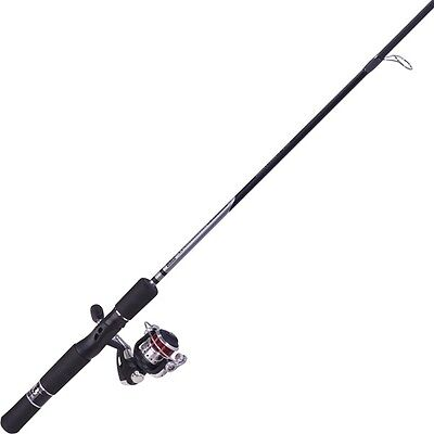 Zebco 33MS502UL Micro 33 Spinning 2 Piece Fishing Rod 5'/Reel 4.3 Right Hand
