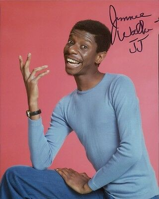 Jimmie Walker autographed 8x10 photo COA