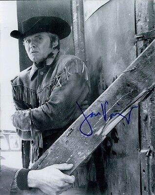Jon Voight autographed 8x10 photo COA
