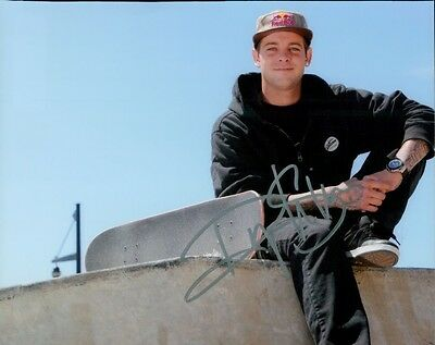 Ryan Sheckler autographed 8x10 photo COA