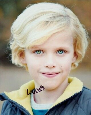 Lucas Royalty autographed 8x10 photo COA