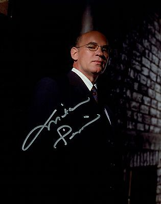 Mitch Pileggi autographed 8x10 photo COA