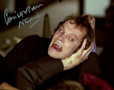 Christopher Neame autographed 8x10 photo COA