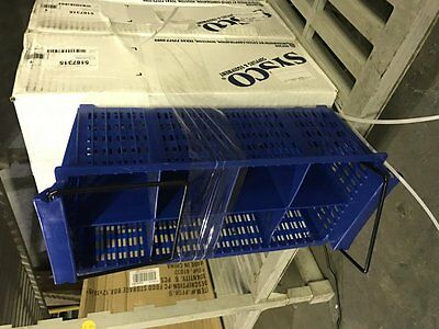 NEW Sysco Basket 5187315. 3 CASES. 1 PCS PER CASE.
