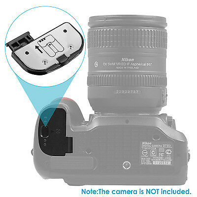 Neewer Compact Replacement Battery Door Cover for Nikon D7000 DSLR Camera