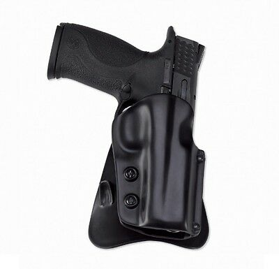 Galco M5X286 Right Handed Black Matrix Paddle Holster for Glock 26 27 33