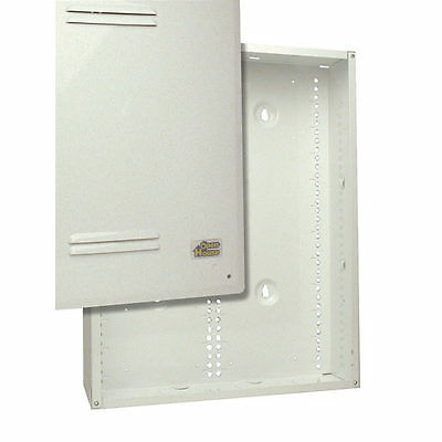 """Open House H-318 Structured-Wire Enclosure - 18"""" - Cover Not Included"""