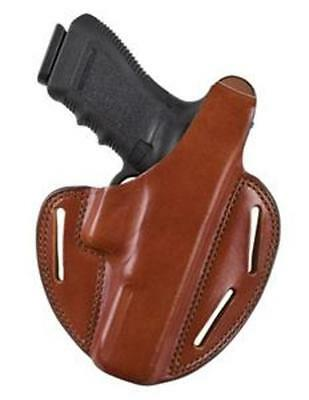 Bianchi 19536 7 Shadow II Holster Right Hand Plain Black Size 12 Sig P239