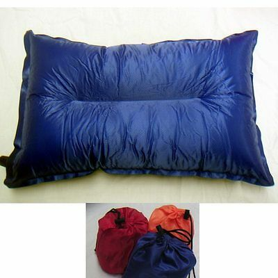 New Camping Semi-Automatic Inflatable Pillow Cushion