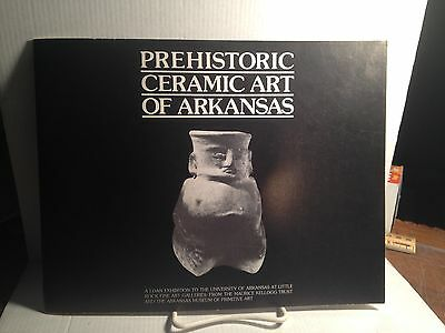 Prehistoric Ceramic Art of Arkansas, Caddo, Quapaw, Mississippian Pottery