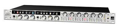 Audient ASP800 8 Channel Mic Preamp and Converter (OPENED BOX)