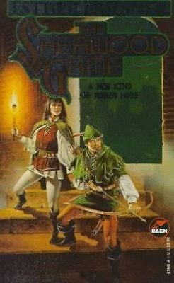 ESTHER FRIESNER (Signed by 2) THE SHERWOOD 1st Edition ARC Clyde Caldwell