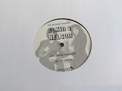 """The Balearic Sound Of Elkin & Nelson 12"""" Vinyl New Sealed Latin Funk Psychedelic"""