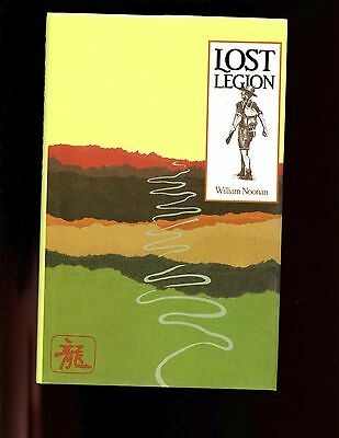LOST LEGION - Mission 204 and the Reluctant Dragon., W Noonan 1st HBdj VG