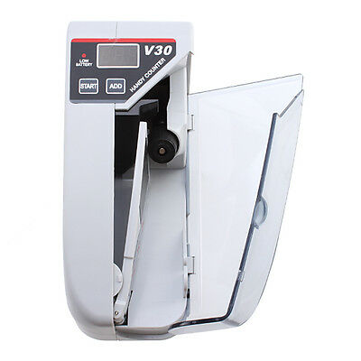 Mini Portable Handy Currency Bill Money Cash COUNTER Counting Machine
