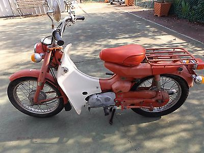 Yamaha V90-P 1985 Postie Scooter - Australia Post Like Ct110