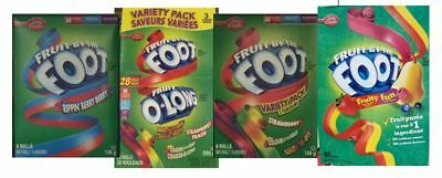 CANADIAN BETTY CROCKER - FRUIT BY THE FOOT ASSORTED VARIETIES Fresh