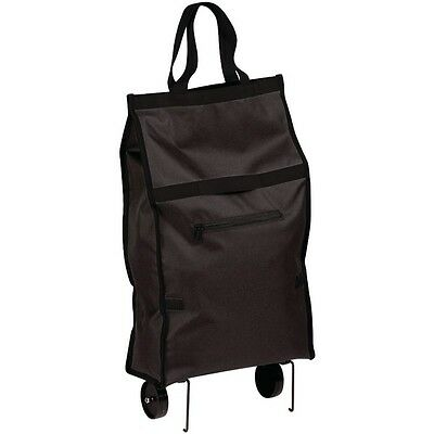 HONEY-CAN-DO CRT-05978 Rolling Fabric Bag Cart