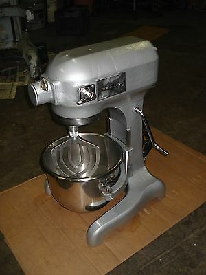 HOBART 12 qt. Commercial Dough Mixer  -  Mod # A-120  -  Excellent Condition