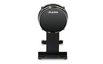Alesis Realhead Kick Drum Pad W/ Real Mylar Drumhead & Triple-Flanged Hoop New