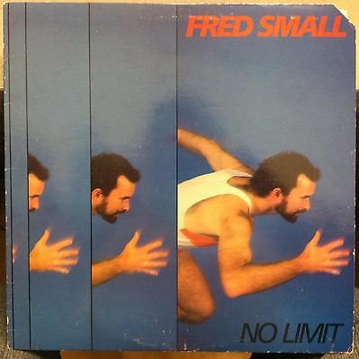 Fred Small - No Limit LP VG+ Rounder 4018 Vinyl 1985 Record