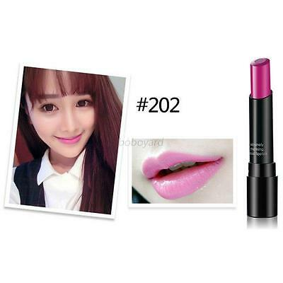 New Matte Lipstick Lip Gloss Pencil Beauty Long Lasting Waterproof #202 Color