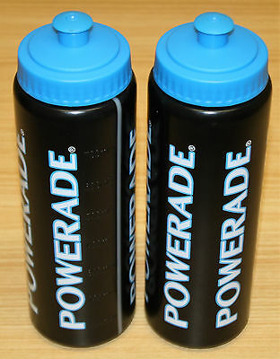 Powerade Sports Water Bottles x2 - New