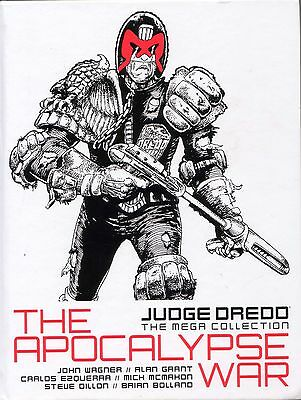 Judge Dredd The Mega Collection The Apocalypse War 36 BOOK Graphic Novel