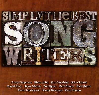 (70s & 80s) SIMPLY THE BEST SONGWRITERS / VARIOUS ARTISTS  -  2 CD SET