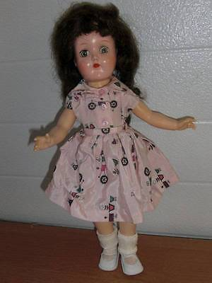 "Ideal ~ Vintage 1950's Toni P-90 HP 14"" Doll"