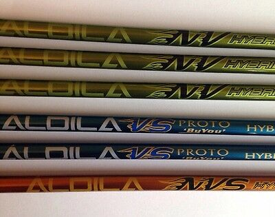 ALDILA NV NVS or VS Proto replacement hybrid rescue shafts .370 tip USED
