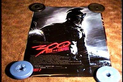 """300 Rise Of An Empire """"B""""  Ds  Rolled 27X40 Orig Movie Poster"""