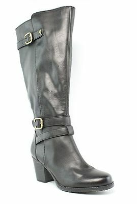 Naturalizer Tricia Black Boots Womens size 8 M New $149